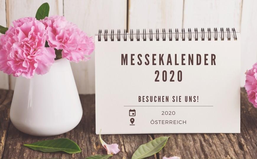 Messekalender 2020